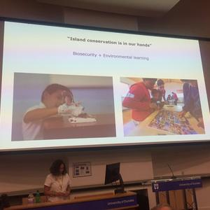 Ponderat alla Island Invasives Conference 2017 - Foto n. 11